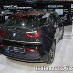 2018 BMW i3s rear three quarter right at IAA 2017
