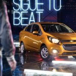 2018 Chevrolet Beat Notchback front three quarters right side
