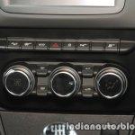 2018 Dacia Duster HVAC auto climate control at IAA 2017