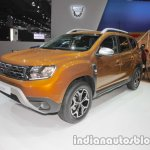 2018 Dacia Duster at IAA 2017
