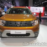 2018 Dacia Duster front view at IAA 2017