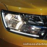 2018 Dacia Duster headlight at IAA 2017