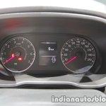 2018 Dacia Duster instrument binnacle at IAA 2017