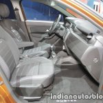 2018 Dacia Duster interior at IAA 2017