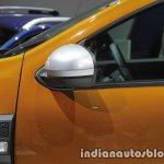2018 Dacia Duster mirror enclosure at IAA 2017