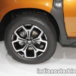 2018 Dacia Duster wheel tyre at IAA 2017