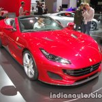 2018 Ferrari Portofino front three quarter
