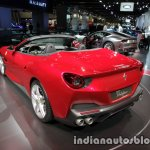 2018 Ferrari Portofino rear three quarters left