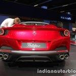 2018 Ferrari Portofino rear