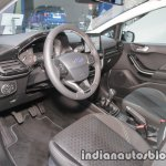 2018 Ford Fiesta Titanium dashboard at IAA 2017