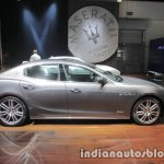 2018 Maserati Ghibli GranLusso side showcased at IAA 2017