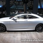 2018 Mercedes S450 4MATIC Coupe side