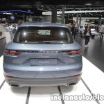 2018 Porsche Cayenne rear at IAA 2017