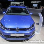 2018 VW Golf GTE front at the IAA 2017