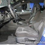 2018 VW Golf GTE front cabin at the IAA 2017