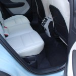 2018 Volvo XC40 rear seats