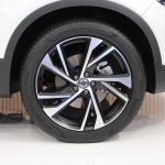 2018 Volvo XC40 white wheel