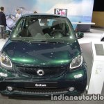 2018 smart fortwo front at IAA 2017