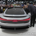 Audi Aicon Concept rear at IAA 2017