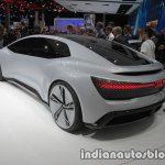 Audi Aicon Concept rear three quarters at IAA 2017