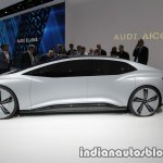 Audi Aicon Concept side at IAA 2017