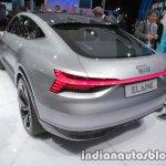 Audi Elaine Concept rear three quarters