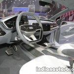Audi Elaine dashboard at IAA 2017