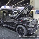 Brabus 900 based on Mercedes-AMG G65 at the IAA