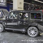 Brabus 900 based on Mercedes-AMG G65 side view