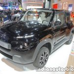 Citroen E-Mehari Styled by Courreges front three quarters at IAA 2017