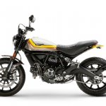 Ducati Scrambler Mach 2.0 Studio shot left side