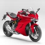 Ducati SuperSport studio front right quarter