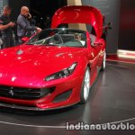 Ferrari Portofino front three quarters