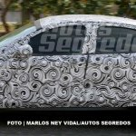 Fiato X6S (FIat Argo-based sedan) profile spy shot