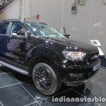 Ford Ranger Black Edition at IAA 2017