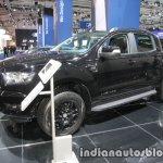 Ford Ranger Black Edition front three quarters at IAA 2017