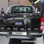 Ford Ranger Black Edition rear at IAA 2017