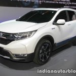Honda CR-V Hybrid Prototype at IAA 2017