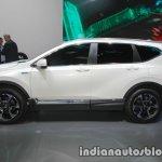 Honda CR-V Hybrid Prototype side at IAA 2017