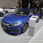 Honda Civic sedan at IAA 2017