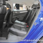 Honda Civic sedan rear seat at IAA 2017
