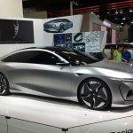 Honda Design C 001 concept front three quarters right side