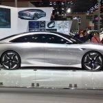 Honda Design C 001 concept profile