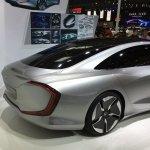 Honda Design C 001 concept rear three quarters
