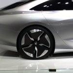 Honda Design C 001 concept wheel