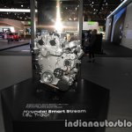 Hyundai 1.6 T-GDI 'Smart Stream' front at the IAA 2017