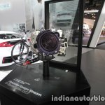 Hyundai 8-speed DCT 'Smart Stream' front at the IAA 2017