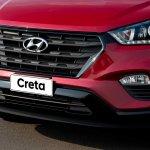 Hyundai Creta Sport front fascia