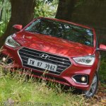 Hyundai Verna 2017 test drive review front