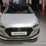 Hyundai i30 Fastback front at IAA 2017
